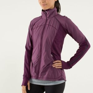 Lululemon Can't Stop Jacket